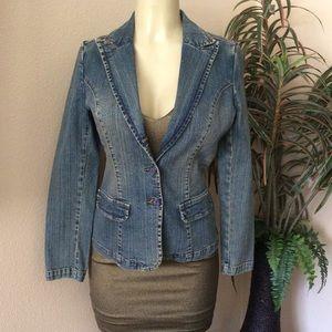 Rampage size M jean jacket